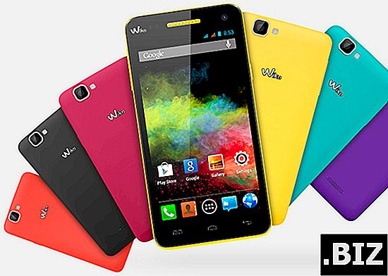 Hard Reset WIKO Rainbow Up 4G