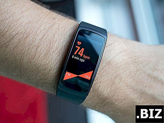 réinitialisation matérielle SAMSUNG Gear Fit 2 Pro