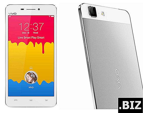 hard reset VIVO X6S Plus