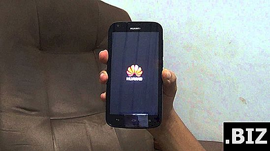 Hard Reset HUAWEI Ascend Y600