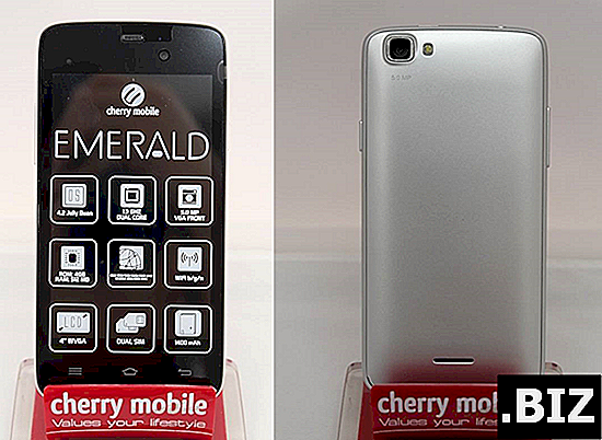 restablecimiento completo CHERRY MOBILE Zoom